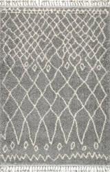 Nuloom Valinda Moroccan Silver Area Rug