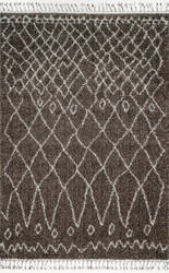 Nuloom Valinda Moroccan Brown Area Rug