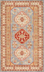 Nuloom Delmar 164330 Light Blue Area Rug