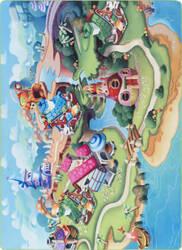 Nuloom Dwarf Island Playtime Multi Area Rug