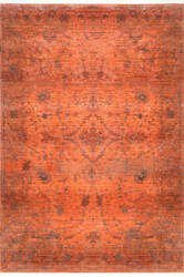 Famous Maker Alethia Herati Orange Area Rug