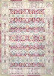 Nuloom Vintage Modesto Cherry Pink Area Rug