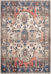 Famous Maker Transitional Brianna Multi Area Rug