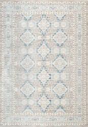 Nuloom Vintage Sherell Taupe Area Rug