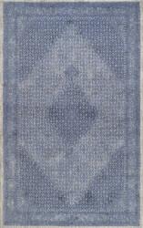 Famous Maker Vintage Reese Blue Area Rug