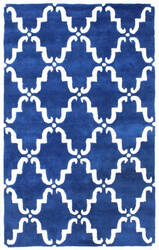Nuloom Hand Tufted Divina Blue Area Rug