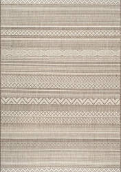 Nuloom Erlinda Tribal Outdoor Beige Area Rug