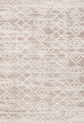 Nuloom Vinita Moroccan Diamonds Light Beige Area Rug