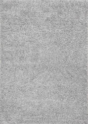 Nuloom Marleen Plush Shag Silver Area Rug