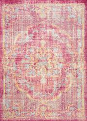 Nuloom Vintage Obryan Rust Area Rug