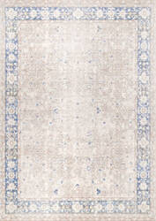 Nuloom Karla Vintage Light Blue Area Rug