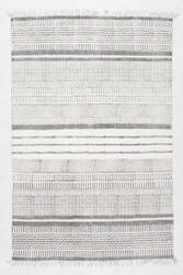 Nuloom Handmade Raina Grey Area Rug