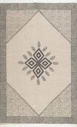 Nuloom Roseann Tribal Medallion Beige Area Rug
