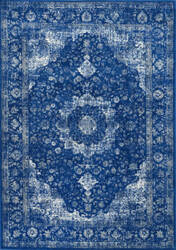 Nuloom Verona 165744 Dark Blue Area Rug