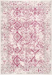 Nuloom Odell Vintage Pink Area Rug