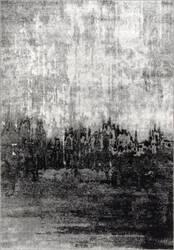 Nuloom Alayna Abstract Black Area Rug