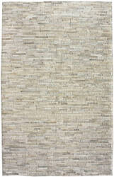 Nuloom Hand Woven Clarity Cowhide Beige Area Rug
