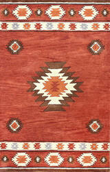 Nuloom Hand Tufted Shyla Wine Area Rug