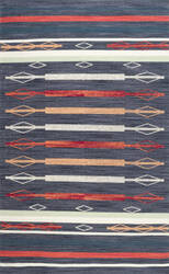Nuloom Correia Striped Multi Area Rug