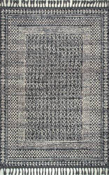 Famous Maker Claudia Diamond Ivory Multi Area Rug