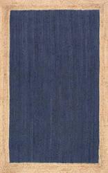 Nuloom Hand Woven Eleonora Blue Area Rug