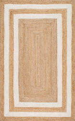 Famous Maker Estelle Jute Natural Area Rug
