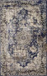 Nuloom Vintage Dinah Blue Area Rug