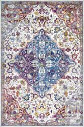 Nuloom Kena Persian Floral Multi Area Rug