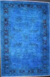 ORG Monocolor Asst. Blue Area Rug
