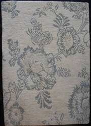 ORG Premium Tibetan Flora Spray 3195 Essence Area Rug