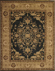 ORG Elements Serapi Charcoal Area Rug