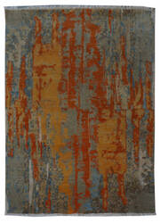 ORG Expressions Ce2057b Tangerine Area Rug