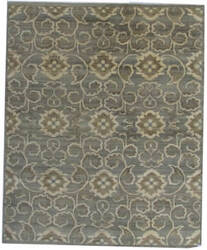 Org Discovery K-39 Grey Area Rug