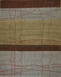 ORG Tibetan Weave 405 (80 Knot) Sage Area Rug
