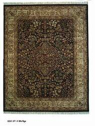 ORG Ovations St-3 Black/Beige Area Rug