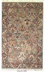 ORG Handtufted Panel Kerman Pastel Area Rug