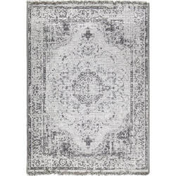 Orian Tweed Charmed I'm Sure Off-White Area Rug