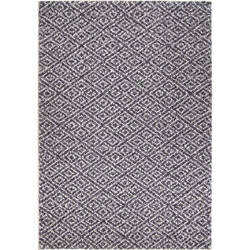 Orian Angora Mini Diamonds Taupe Area Rug