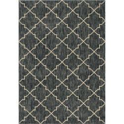 Orian Next Gen Persian Hourglass Blue Area Rug