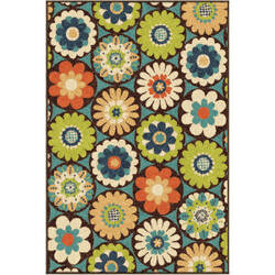 Orian Veranda Vissage Gemstone Area Rug