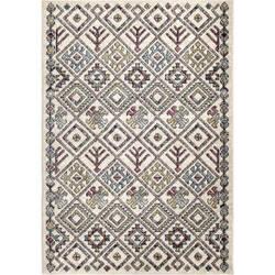 Orian West Village Tangier Soft White Texture Area Rug
