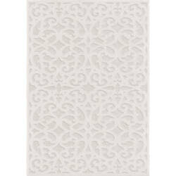 Orian Boucle Seaborn Natural Area Rug