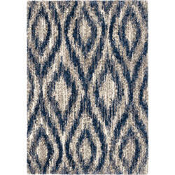 Orian Angora Costra Royal Denim Area Rug