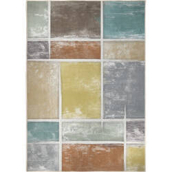 Orian Transitions Drybrush Panel Multi Area Rug
