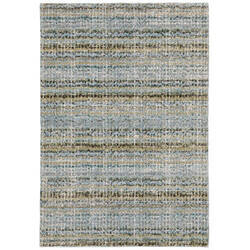 Oriental Weavers Atlas 747b0 Blue - Green Area Rug