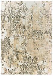Oriental Weavers Bowen 2067w Grey - Gold Area Rug