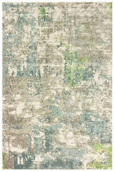 Oriental Weavers Formations 70007 Blue - Green Area Rug