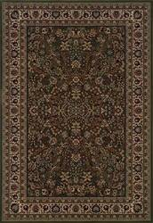 Oriental Weavers Ariana 213G8 Dark Green Area Rug