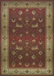 Oriental Weavers Genesis 112P1 P1 Area Rug