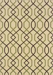 Oriental Weavers Montego 896J6 Ivory Area Rug